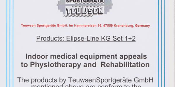 Ellipse Line KG Set 1+2